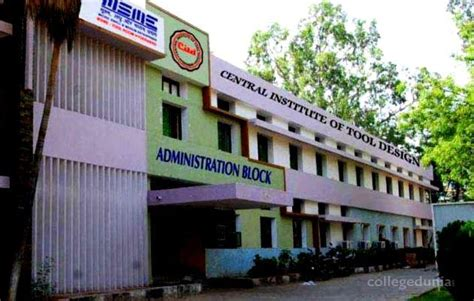 Hyderabad Central Mba Cat Cut by Central Institute Of Tool Design Citd Hyderabad