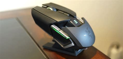 Razer Ouroboros Wireless Gaming Mouse review razer ouroboros wired wireless gaming mouse