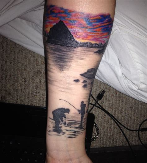 tattoo reno fishing by doug romano evolution reno nv bits