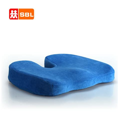 Orthopedic Cushion For Chair by 2014s Coccyx Orthopedic Comfort Foam Seat Cushion Cojin