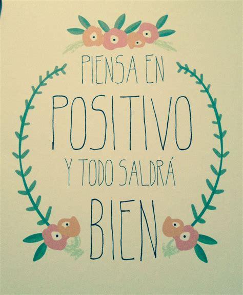 imagenes super positivas piensa en positivo y todo saldr 225 bien quot mr wonderful