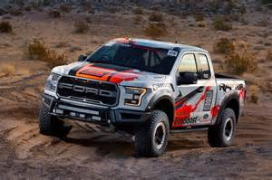 Ford Raptor Pictures 2017 Ford F 150 Raptor Road Race Ready