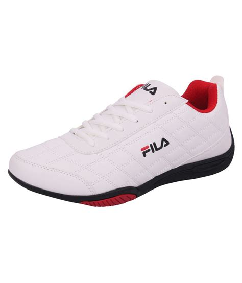 Shoes Casual Shoes White fila sneakers white casual shoes buy fila sneakers white