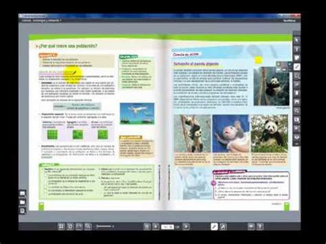 libro de secundaria geografia 2016 libromedia hiperv 237 nculos santillana video tutorial youtube
