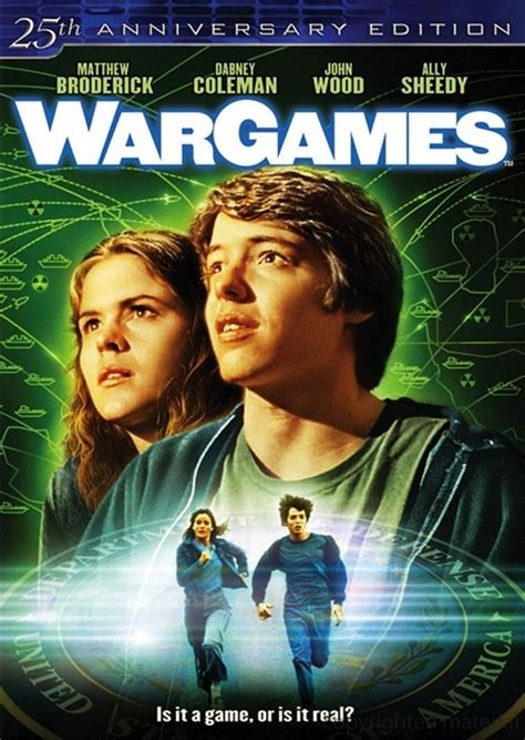 film one day dvd news wargames 25th anniversary edition us dvd r1