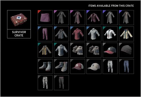 pubg crate reset pubg developer responds to outcry over paid cosmetics