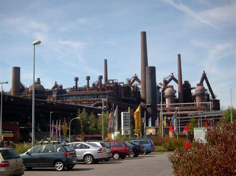 volklinger hutte usine siderurgique de volklingen