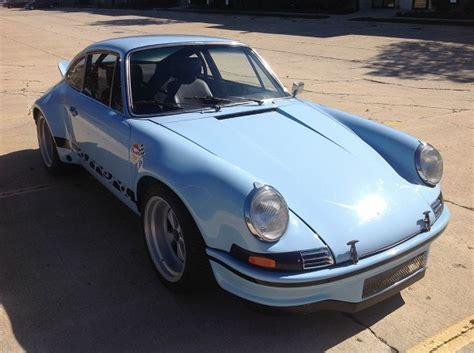 1973 rsr porsche 1973 porsche 911 rsr clone german cars for sale blog
