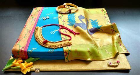 Wedding saree cake   Photo Gallery   Wedandbeyond.com