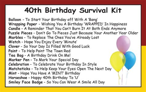 Th  Ee  Birthday Ee   Survi L Kit In A