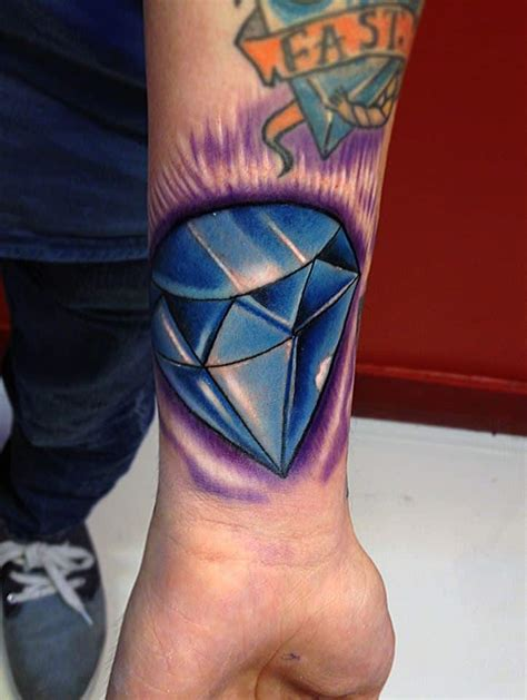 diamond tattoo guy diamond tattoos for men ideas and inspiration for guys