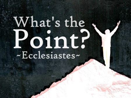 What Does Vanity In Ecclesiastes by What S The Point Of Eccl Of Marriage Singleness