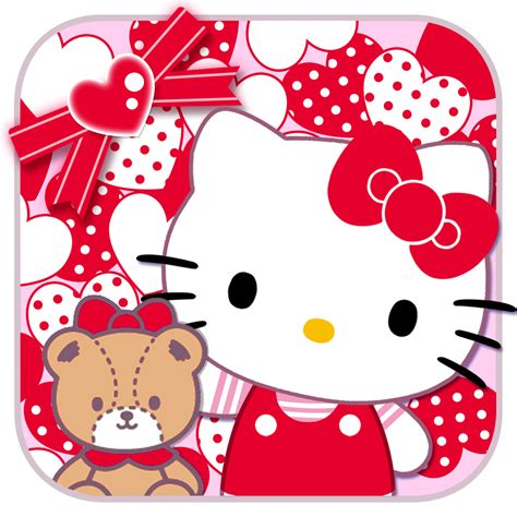 wallpaper hello kitty begerak wallpaper gerak hello kitty a wallpaper com