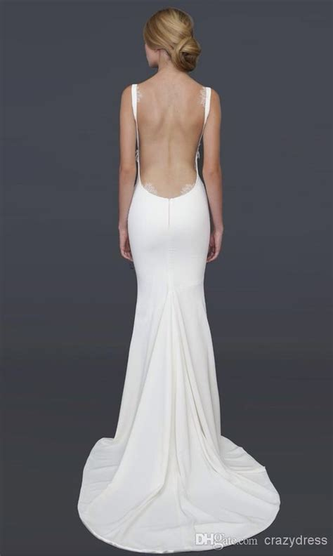 Wedding Hair Up Or With Backless Dress by Dress White Backless Prom Prom Dress Backless