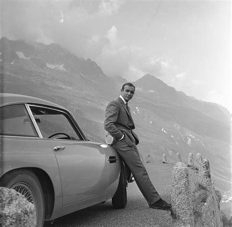 aston martin db5 connery designing 007 a look at bond s luxurious cnet