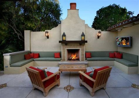 outdoor living  ideas        space