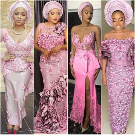 asoebi styles wedding digest nigeria stylish sexy and trendy aso ebi