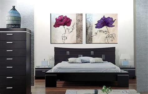 cuadro para dormitorio los cuadros para dormitorios una decoraci 243 n perfecta