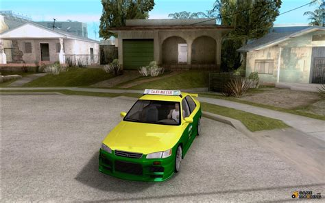 mod game thailand toyota camry thailand taxi for gta san andreas