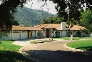 spanish style home