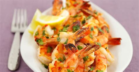 Piquant Garlic Prawns Stand Mixer Recipe   Kenwood Australia