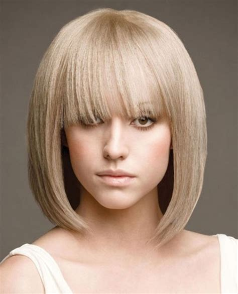 bob hairstyles without fringe easy shoulder length hairstyles