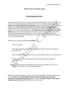How To Write A Book Report College Level Best Photos Of Sample College Book Report College Book