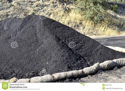 Idaho Sand And Gravel Gravel Stock Photo Image 45571728