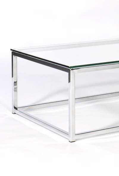 chrome coffee table legs coffee tables ideas top glass and chrome coffee table