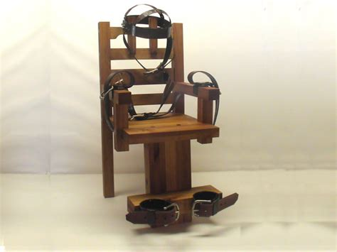 Edison Electric Chair unavailable listing on etsy