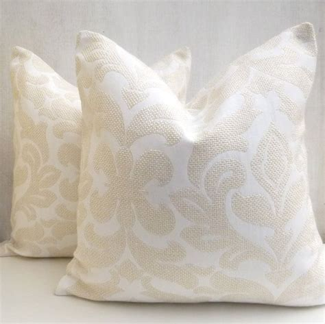 cream couch pillows white and cream sofa throw pillows white decorative euro