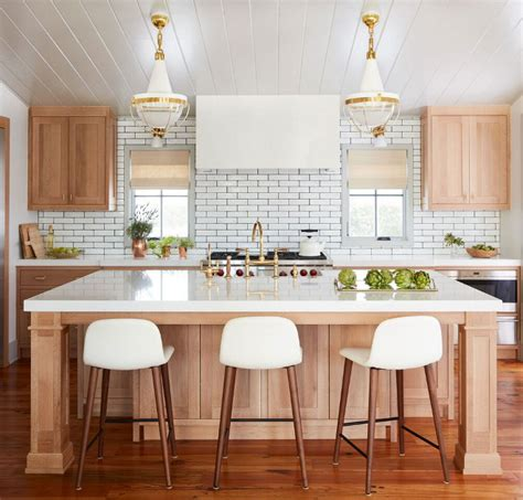 bleached wood kitchen cabinets home bunch interior design ideas
