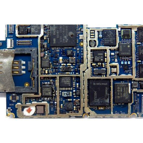 Ic Power 3 motherboard for iphone 3 g can two generations motherboard