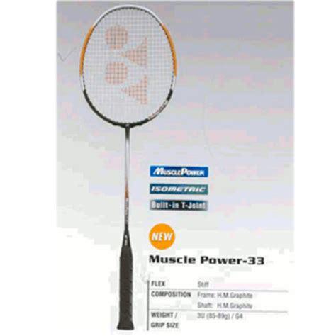 Raket Yonex Power 28 Alat Alat Bulutangkis Raket