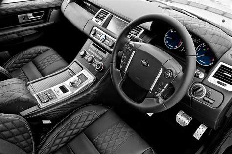 blue range rover interior bali blue range rover sport rs300 by kahn autoevolution