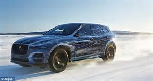 Jaguar unveils £35k crossover 4x4 F PACE as it hopes to