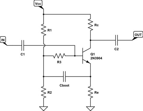 bootstrap sweep circuit using transistor bootstrap transistor circuit 28 images talking electronics bec page 45 patent us5381044