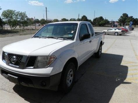 purchase used 2006 nissan frontier xe king cab in abilene texas united states for us 9 995 00