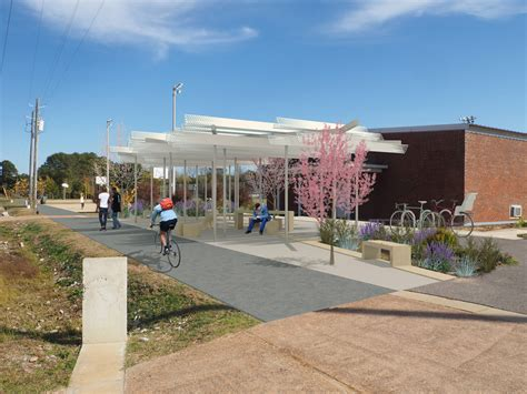 Landscape Architect Auburn Al Student Architects Improve Community Park With Feve Coated