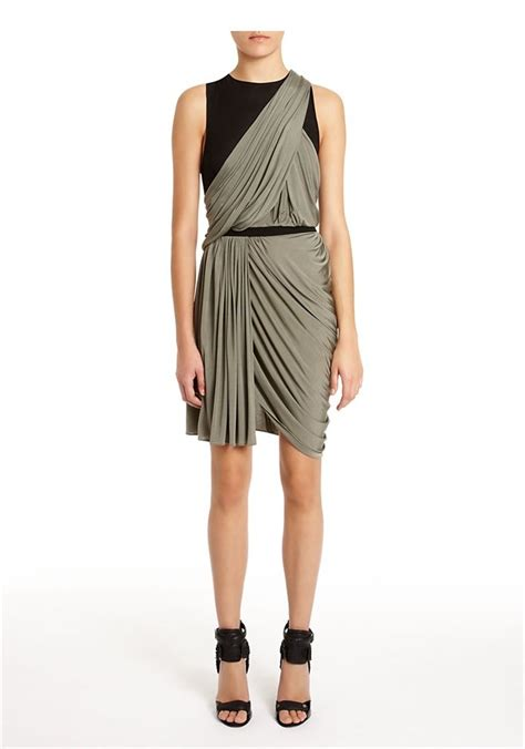 design roman clothes asymetrical draped dress thumb quirky style pinterest