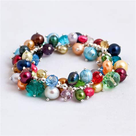 stretch bracelet margaret palmer jewelry