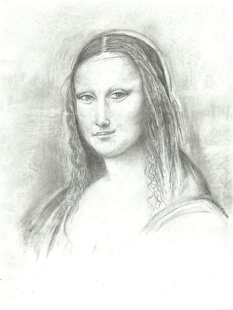 Leonardo Da Vinci 2182 by Kostenloses Foto Mona Zeichnung Leonardo