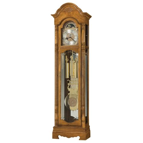 Modern Cuckoo Clock by Howard Miller Browman Mechanical Floor Clock 611202