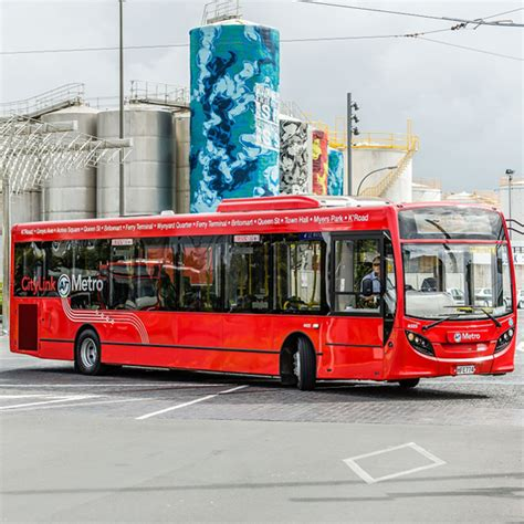 citylink new zealand buses auckland transport heart of the city