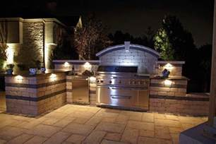Landscape Lighting York Pa Outdoor Kitchens That Use Lighting And Texture To Stunning