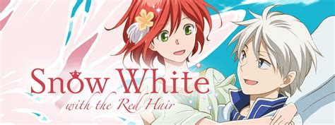 anime review snow white with the red hair heart of manga anime review snow white with the red hair otakulane