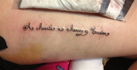 moving tattoos howls moving castle quotes quotesgram