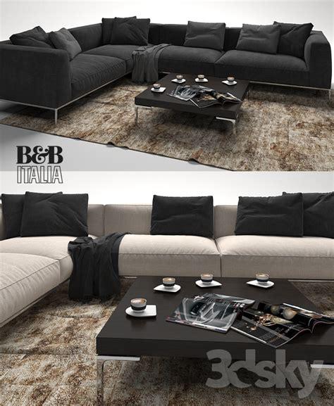 frank sofa b b italia 3d models sofa frank sofa by b b italia