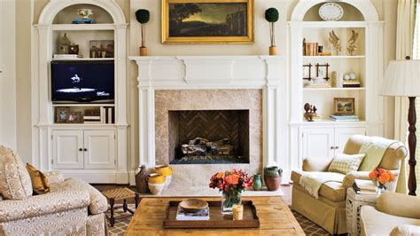 25 classical fireplace designs from british homes 25 cozy ideas for fireplace mantels southern living