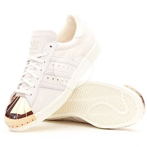 adidas shoes sneakers white gold metallic shoes wheretoget